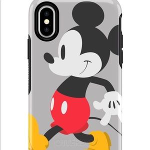 Disney IPhone X Otter Box Symmetry Case